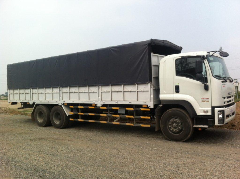 Dịch vụ vận tải chuyển hàng đi Hải Phòng